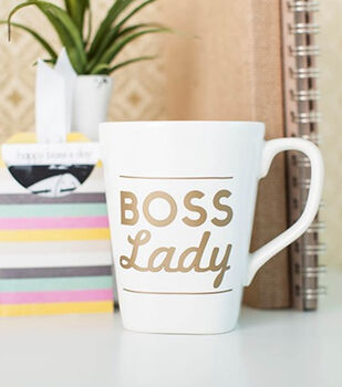 Make A Boss Lady Mug