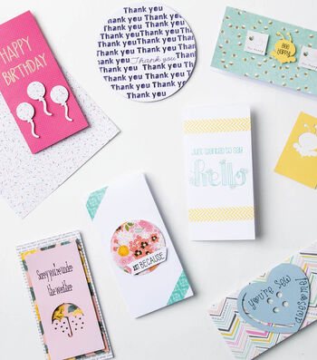 How To Make an One a Day Mini Paper Cards