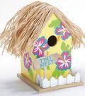 Tiki Birdhouse