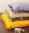 No-Sew Dog Bed