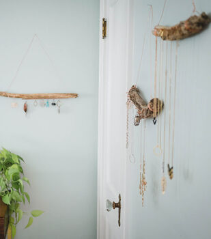 How To Make A Bohemian Jewelry Holder