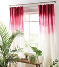How To Make Ombre Curtains