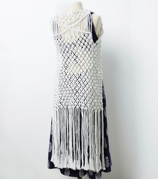How To Make a Macrame Cover Up