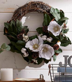 How To Make A Farmhouse Wreath
