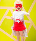 The Most Stylish Little Superhero Costume in Town
