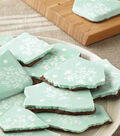 Snowflake Candy Melts Candy Bark