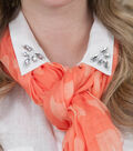 Gem Cluster Embellished Collar