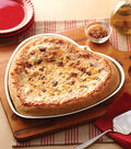 Heart Pizza For Valentine\u0027s Day
