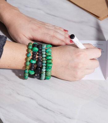 How To Make Semi-Precious Stone Bracelets