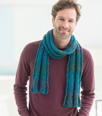 How To Make A Simple Knit Scarf