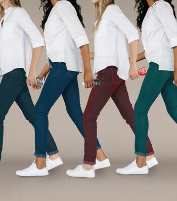 How To Make How to Overdye Blue Jeans in Dark Colors