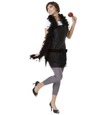 Flapper Apron Costume