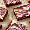 How To Make Red Velvet Brownies With A Cheesecake Swirl
