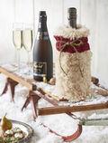 Makers Guide: Cozy Wine Bottle Wrap
