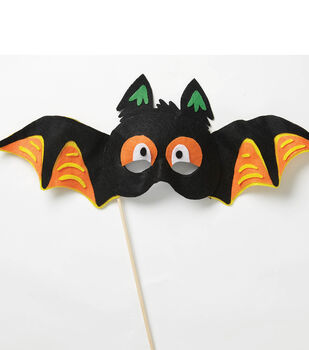 How To Make A Bat Mask