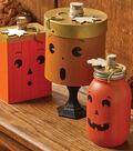 Pumpkin Trio Decor