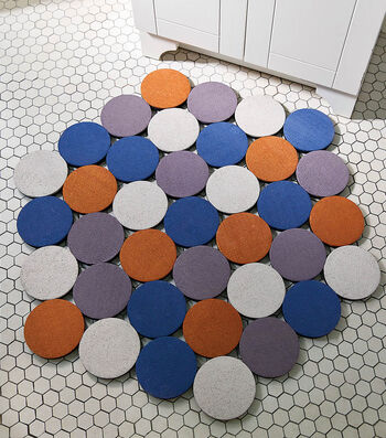 How To Make A Felt Slider Rug