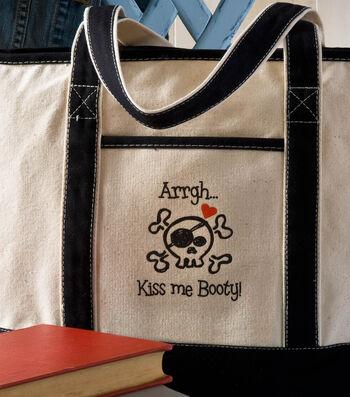 How To Make a Pirate Bag