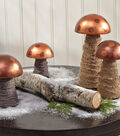 Metallic Mushrooms