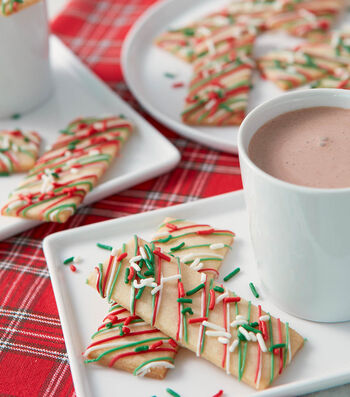 How To Make Christmas Cookie Dunkers