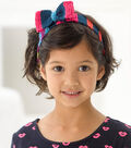 Bonbons Knit Headwrap with Bow