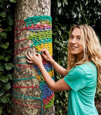 How To Make A London Kaye Watercolor Tree Wrap