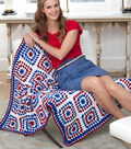 Colors of America Throw