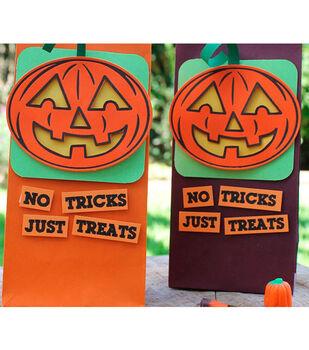 Pumpkin Treat Bag