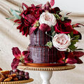 How To Make a Fall Floral Moody Cakes