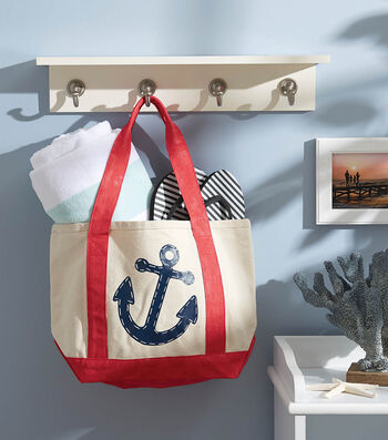 How to Make an Anchor Tote Bag
