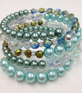 Mixed Bead Memory Bracelet