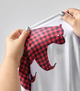 How To Make an Infusible Ink Bear Tshirt
