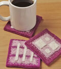 Felted Coasters