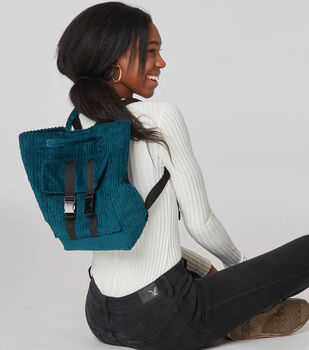 How To Make a Corduroy Backpack