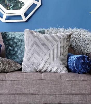 How To Make Velvet Pillows