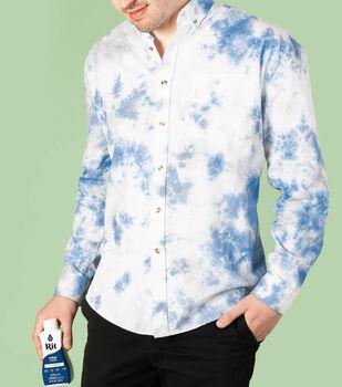How To Make A Men's Tie Dye Shirt