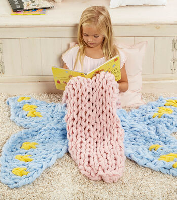 How To Knit A Arm Knit Butterfly