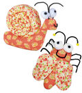 stuffed bugs