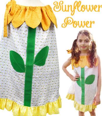 Kathy Davis Sunflower Power Dress