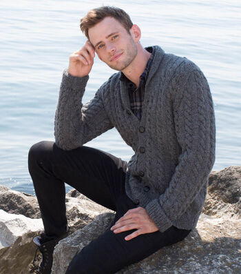 How To Make A Hey Handsome Knit Cardigan