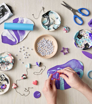 How To Make A Jewelry And Container Set