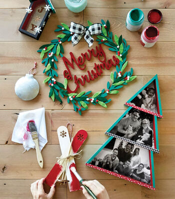 How To Create Maker's Holiday Wood Crafts