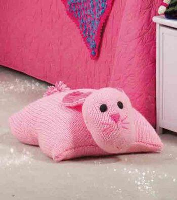 Cozy Bunny Pillow
