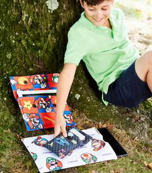 How to Make a Personalized Tablet Sleeve
