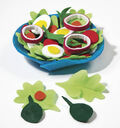 Felt Spinach Salad & Bowl