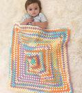 Sherbet Stroller Blanket