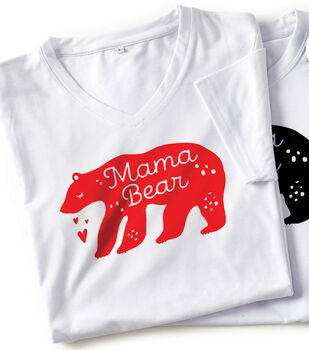 How To Make Cricut Infusible Ink Bear Tshirts
