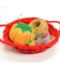 Coiled Rag Basket
