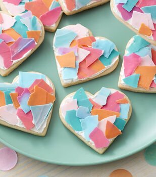 How To Make Candy Confetti Cookies
