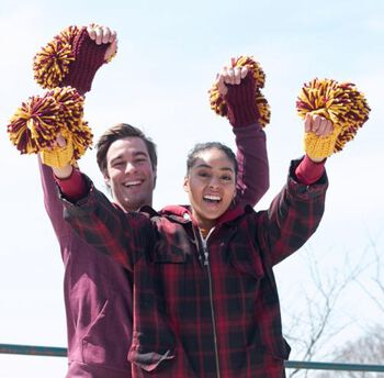 Cheer Mitts